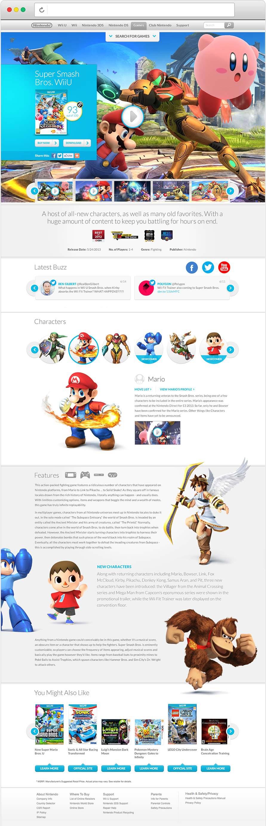 Nintendo - ANDITRON3000ANDITRON3000